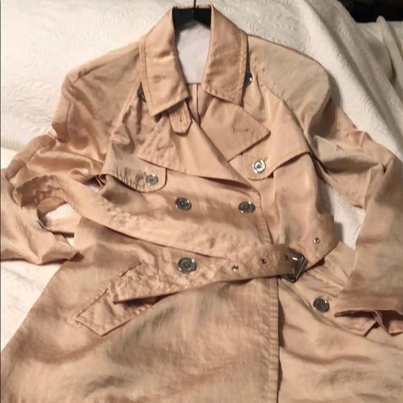 MICHAEL Michael Kors Jackets & Blazers - MICHAEL Michael Kors Lightweight trench coat